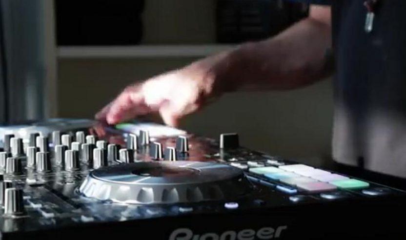 Sindens Serato DJ Performance