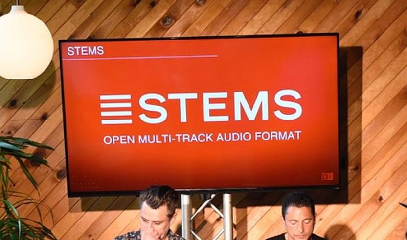 STEMS - Multitrack Audio Format
