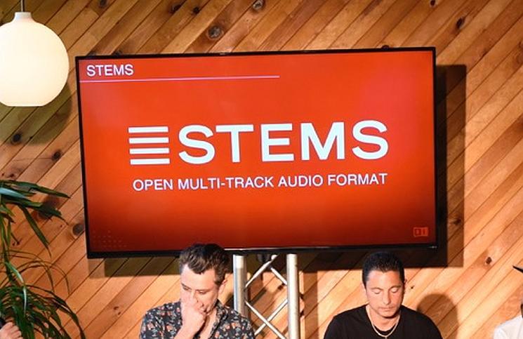 STEMS - Multitrack Audio Format