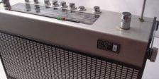 100% batteriebetrieben – Radio Open Air Party
