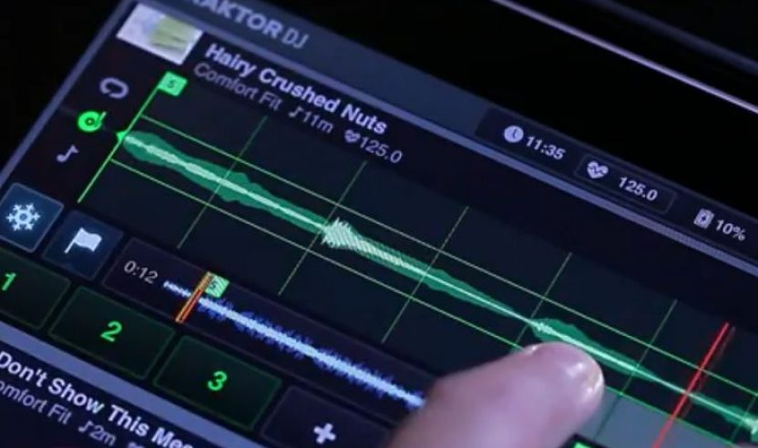 TRAKTOR DJ App 1.5 - Neuer Super Slicer Mode