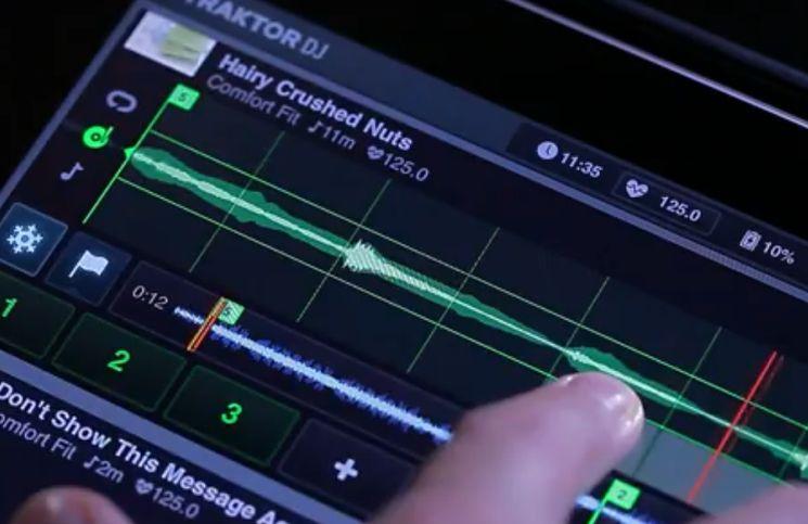 TRAKTOR DJ App 1.5 - Neuer Super Slicer Mode