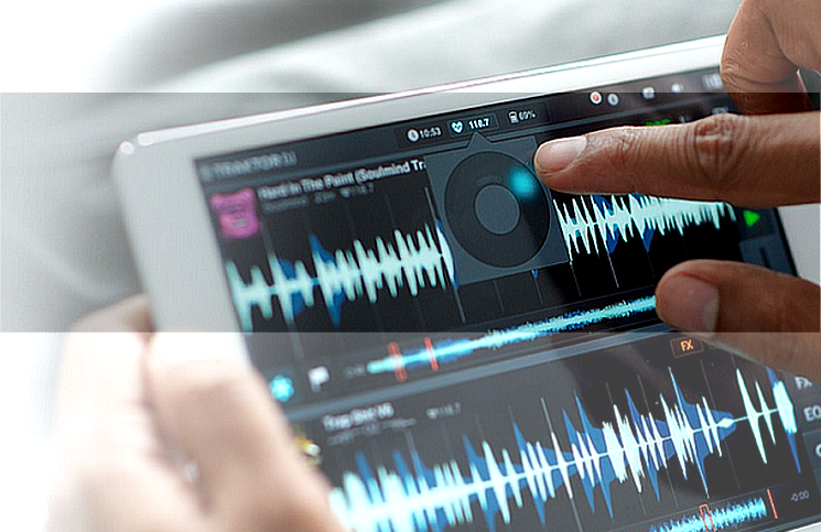 TRAKTOR DJ App - Update 1.6