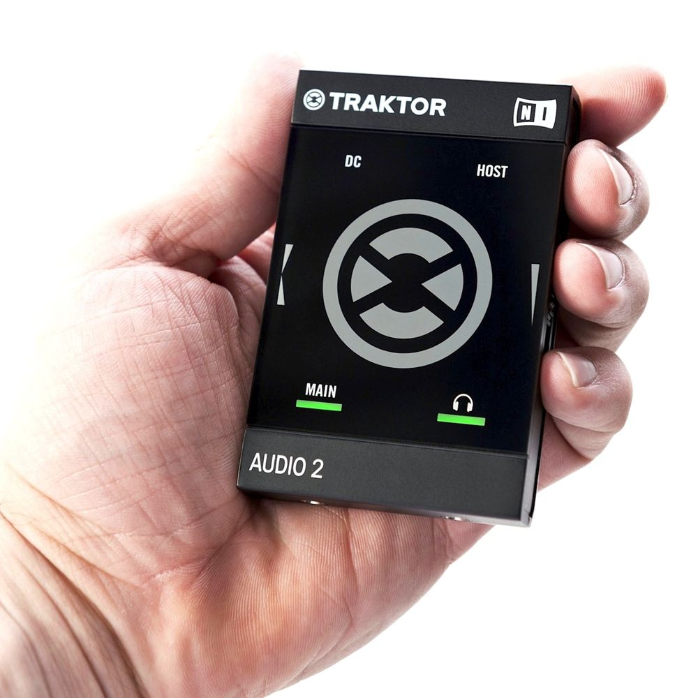 TRAKTOR AUDIO 2 – Version MK2