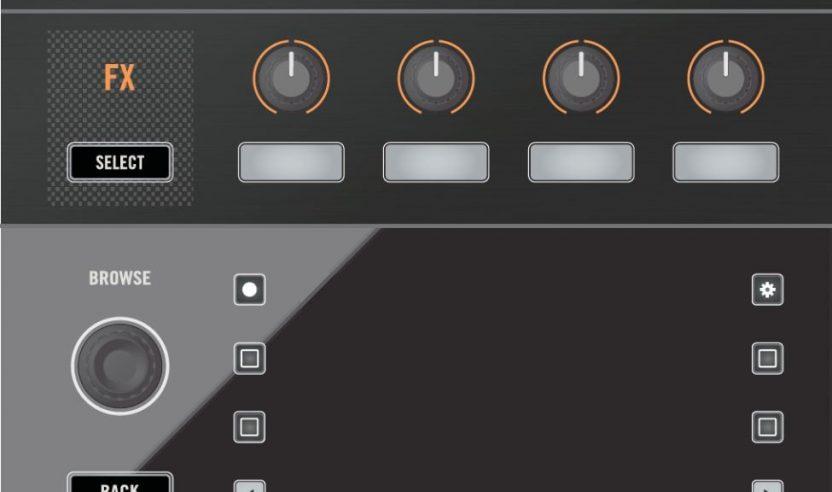 TRAKTOR KONTROL S5