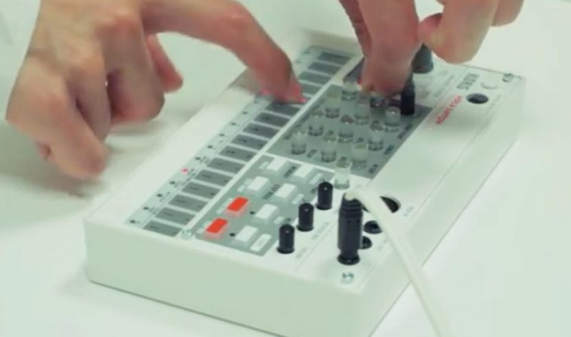 VOLCA SAMPLE - Spass, Step und Sequenzer