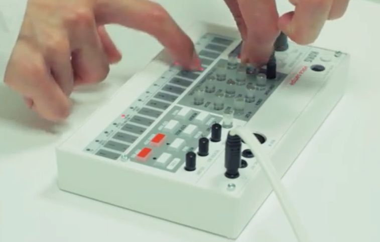 VOLCA SAMPLE – Spass, Step und Sequenzer