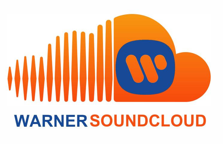 SOUNDCLOUD dealt mit Warner
