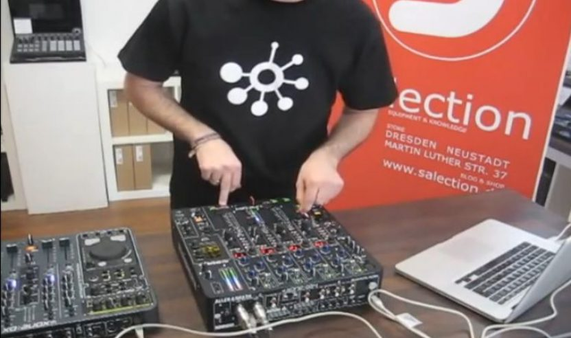 Allen & Heath Xone:DB4 - das Video