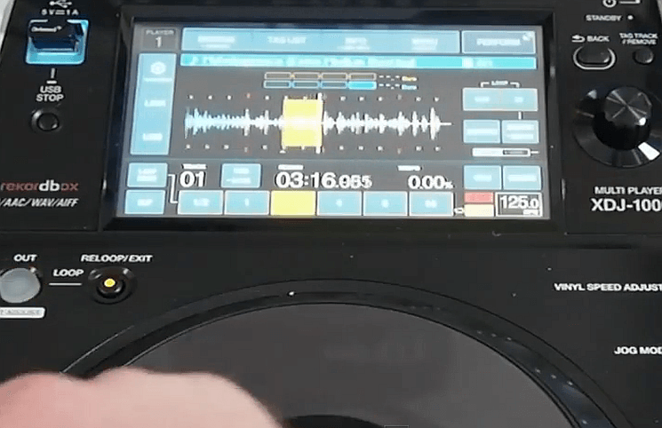 Pioneer XDJ-1000 Video Review