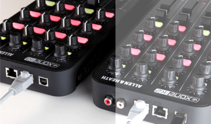 "XONE:K1 - ""neuer"" Slim Line Controller"