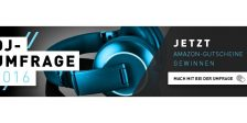 Futuresource DJ-Umfrage 2016 mit Gewinnspiel