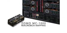 Video: Rekordbox Midi-Mapping für Zomo MC-1000
