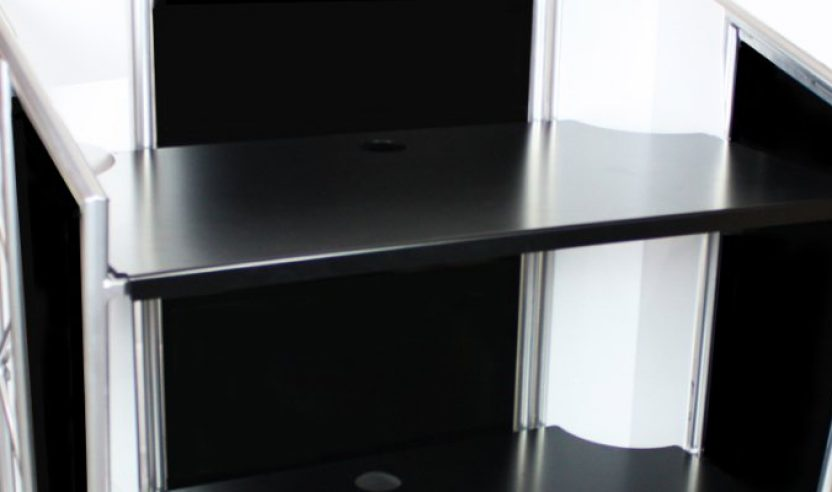 Mobiler DJ-Tisch - XPRS Elite