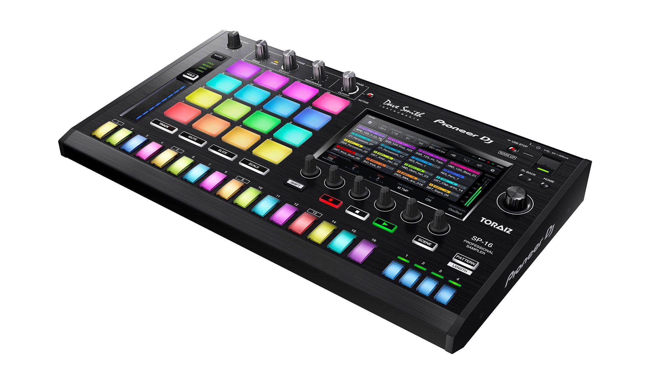 Test: Pioneer DJ Toraiz SP-16