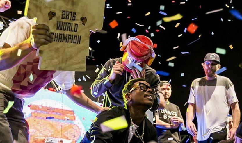 Red Bull Thre3style Battle 2016 - Ein Rückblick aus der Ferne