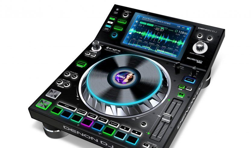 Neu: Denon DJ SC5000 Prime - DJ Mediaplayer