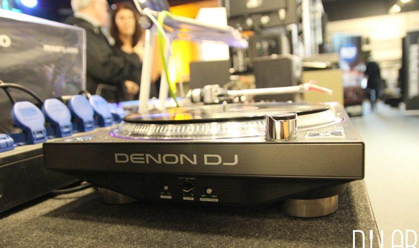 Neu: Denon DJ VL-12 Prime - DJ-Turntable