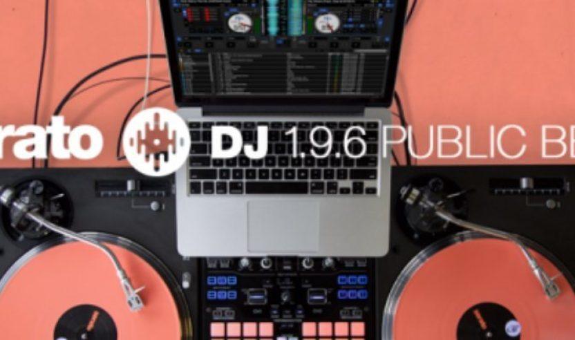 Serato DJ 1.9.6 - Public Beta