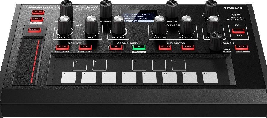 Pioneer Toraiz AS 1 - Analogsynthesizer einer DJ-Marke