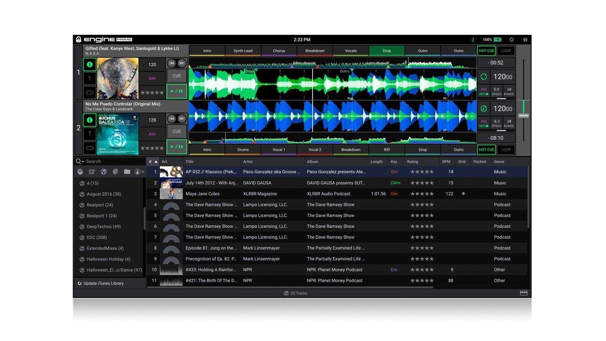 Video: Denon DJ Engine Prime und SC5000