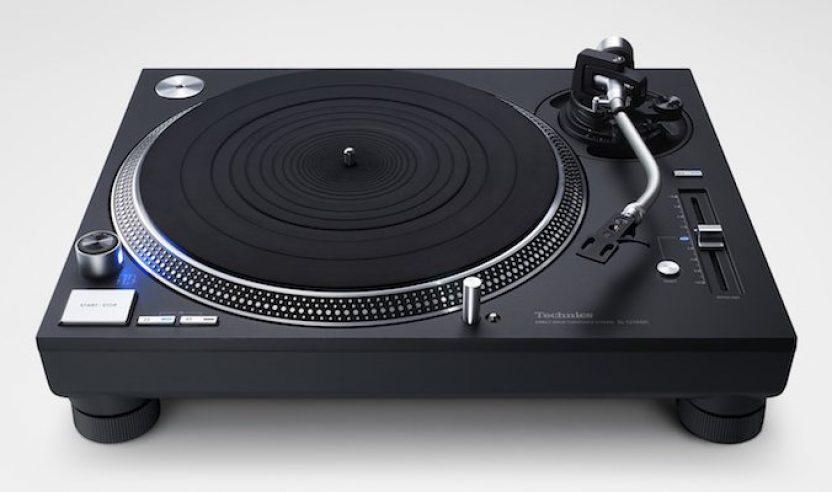Technics SL 1210-GR - DJ-Plattenspieler (nun doch noch)