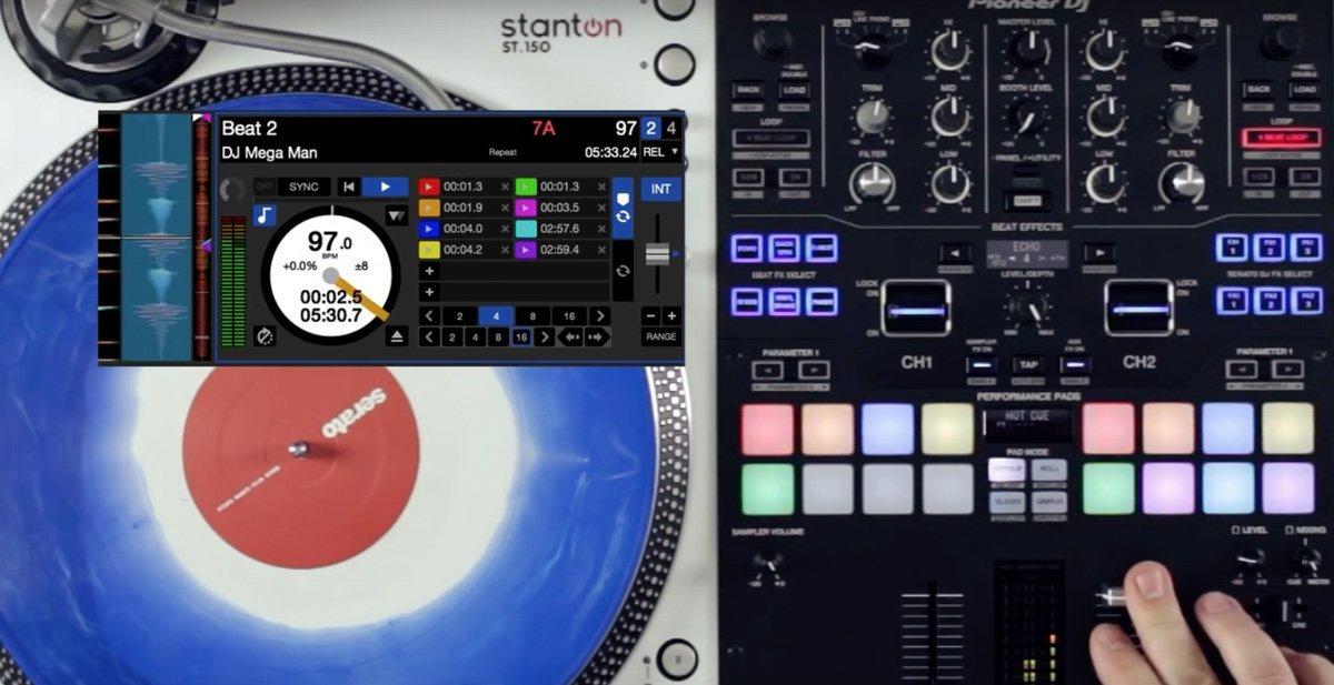 DJ Trick: Mit dem Feedbackloop arbeiten
