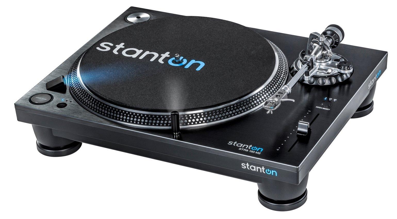 Neu: Stanton ST.150 M2 und STR8.150 M2 Turntables