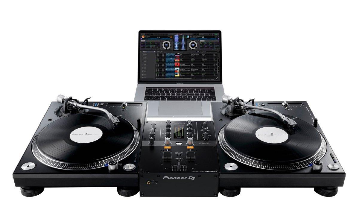 Neu: Pioneer DJM-250MK2 - 2-Kanal Rekordbox DVS ready Mixer