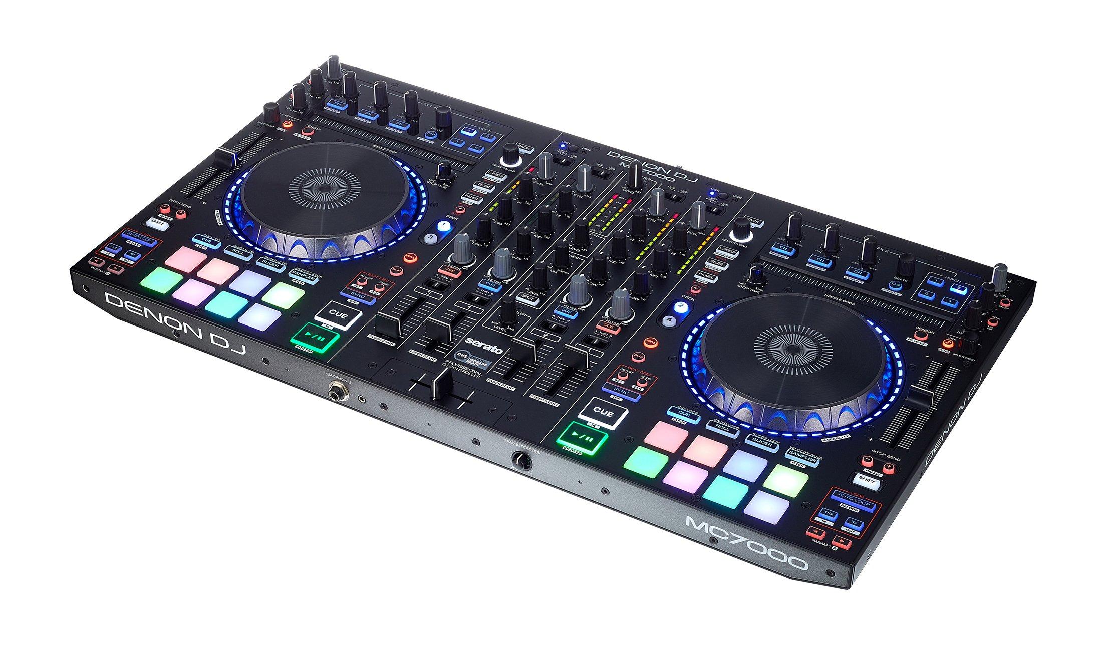 Test: Denon DJ MC7000
