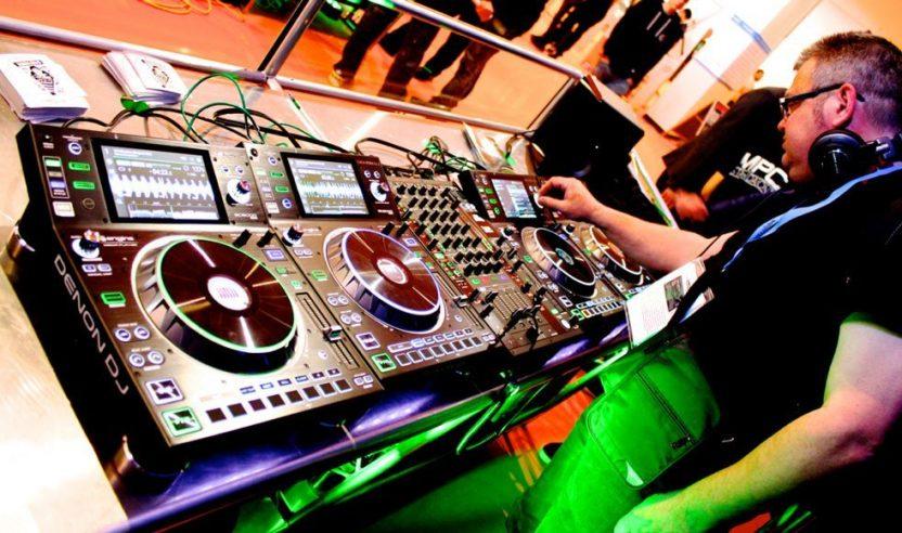 Musikmesse 2017 - Denon DJ, Numark und P(L)AY differently
