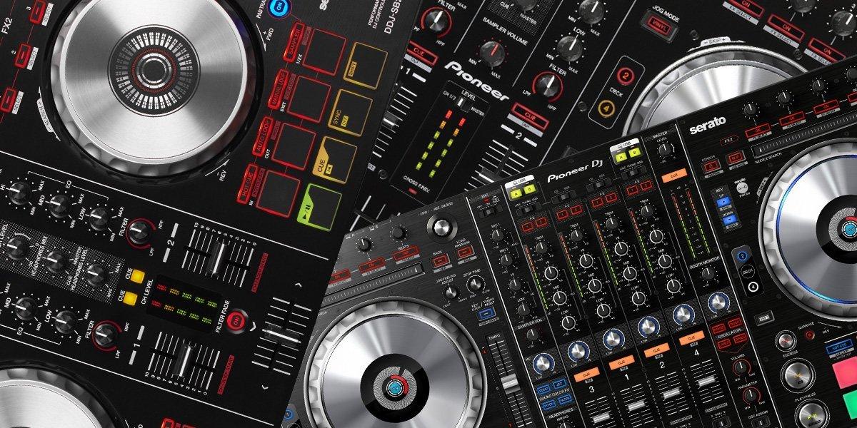 Übersicht: Funktionsvergleich aktueller Pioneer DJ Controller