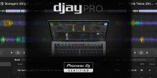 Algoriddim djay Pro jetzt Pioneer zertifiziert