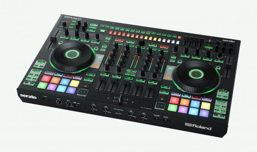 Test: Roland DJ-808
