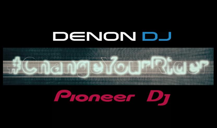 #changeyourrider – Denon DJs steiniger Weg in die DJ-Kanzel