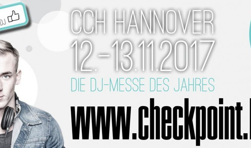 checkpoint.DJ - Neue DJ-Messe in Hannover