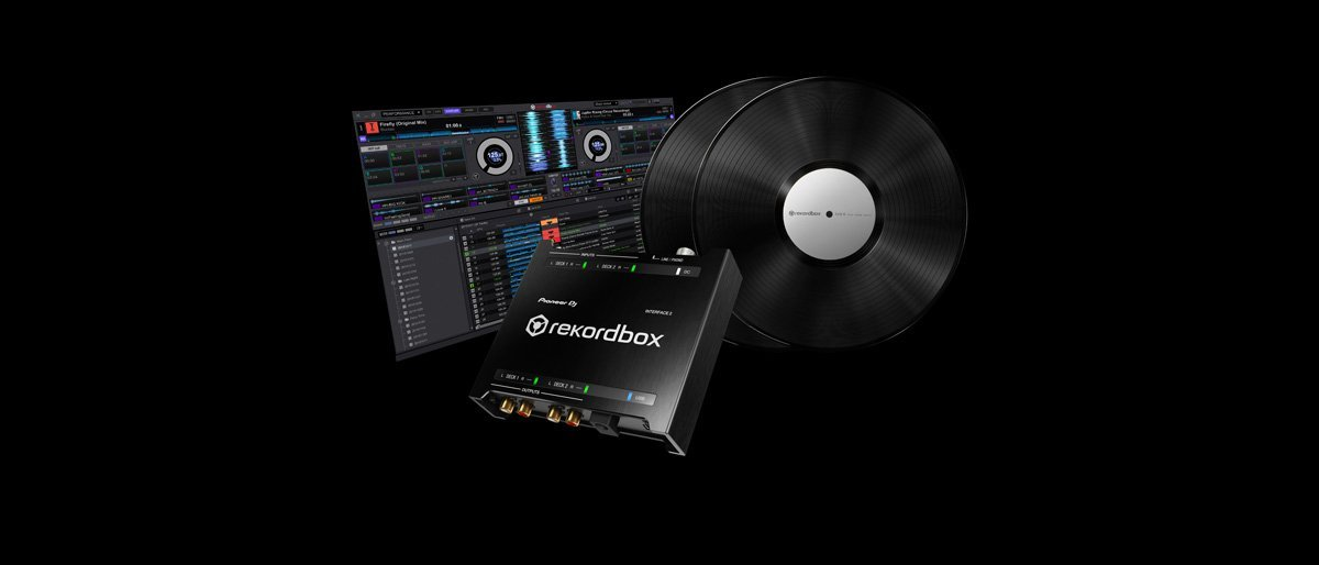 Neu: Pioneer DJ Interface 2 - Rekordbox DVS-Interface