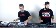 Videos: Vekked & Brace DMC Duo und DJ Grelo