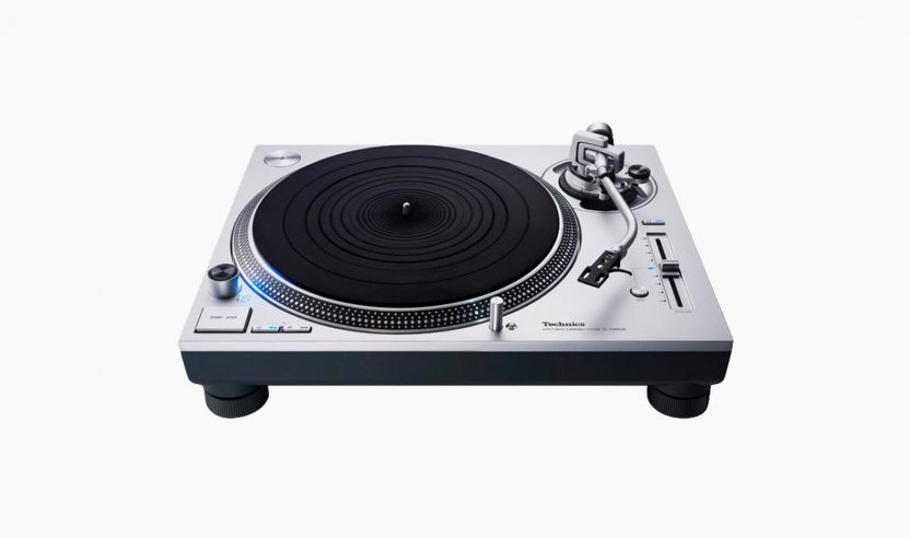 Test: Technics SL 1200 GR