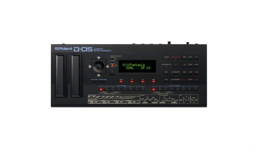 Roland D-05: Klassiker neu aufgelegt