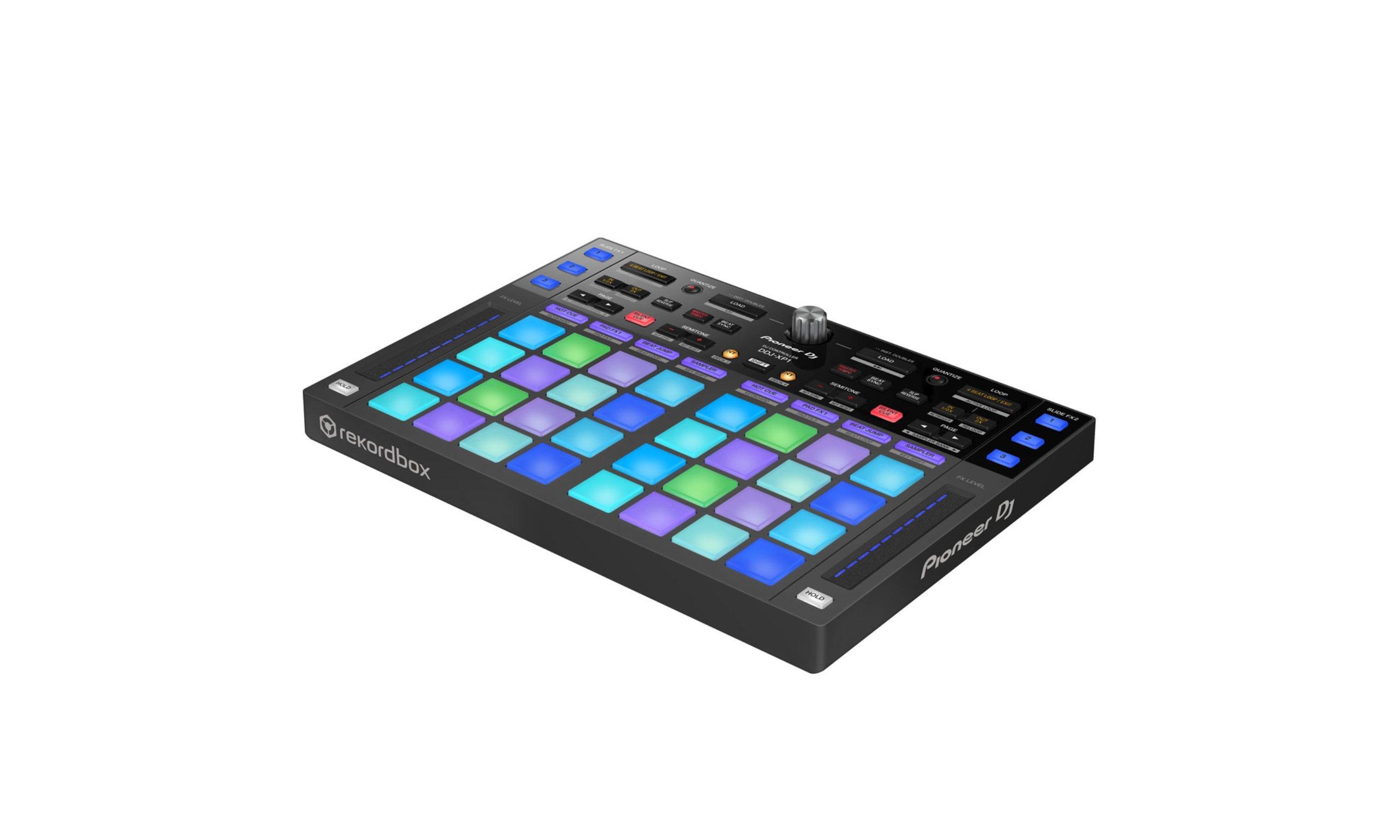 Neu: Pioneer DDJ-XP1 - Pad-Controller für Rekordbox DJ & DVS