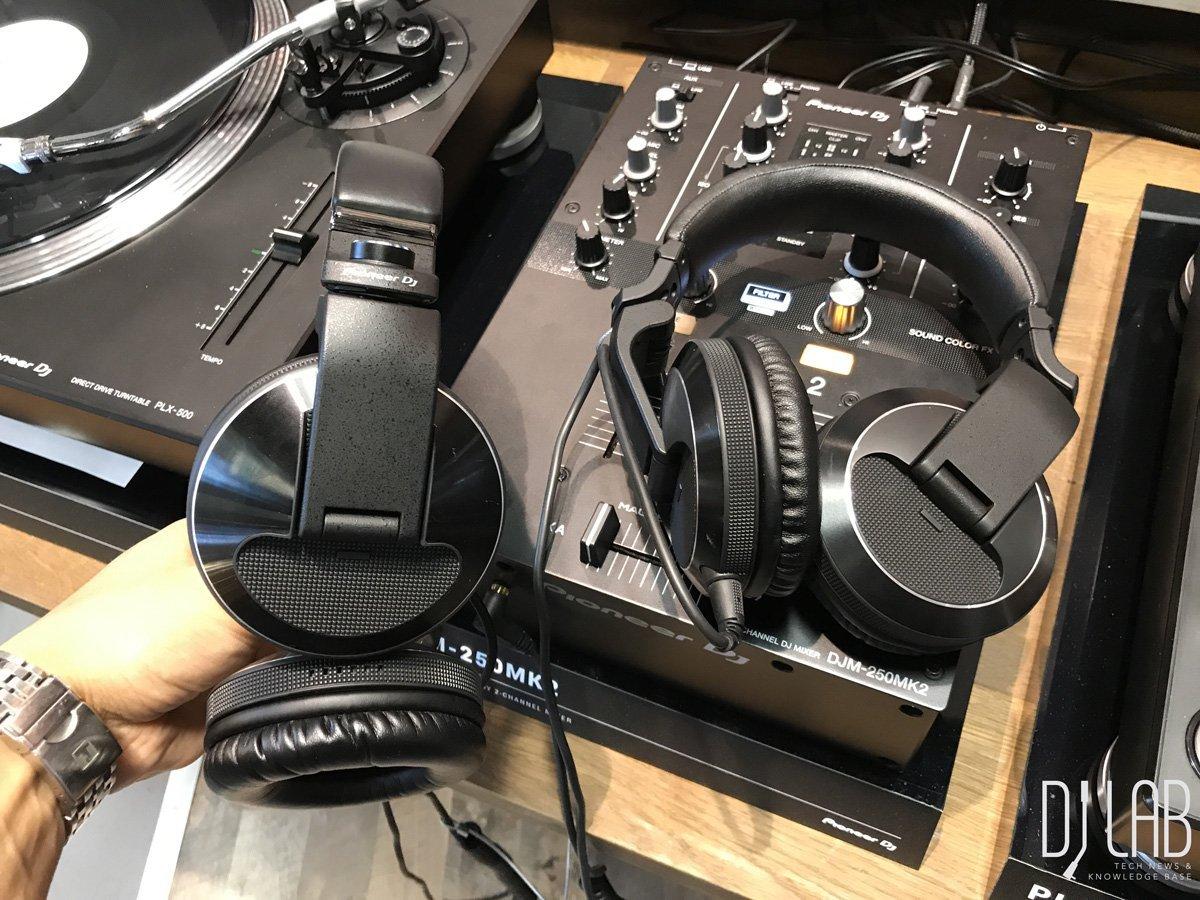 Neu: Pioneer HDJ-X Kopfhörer - Erste Eindrücke von der IFA