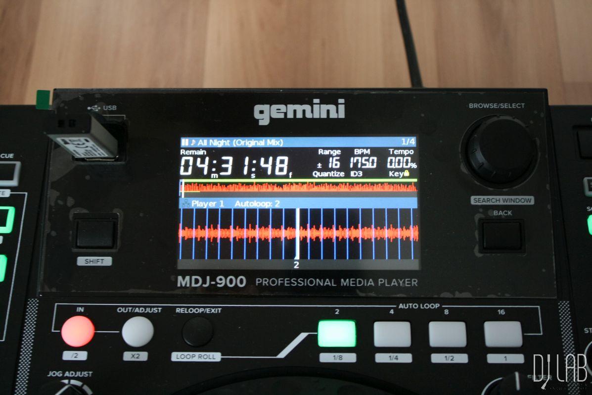 Test: Gemini – MDJ-900 – günstiger Alleskönner?
