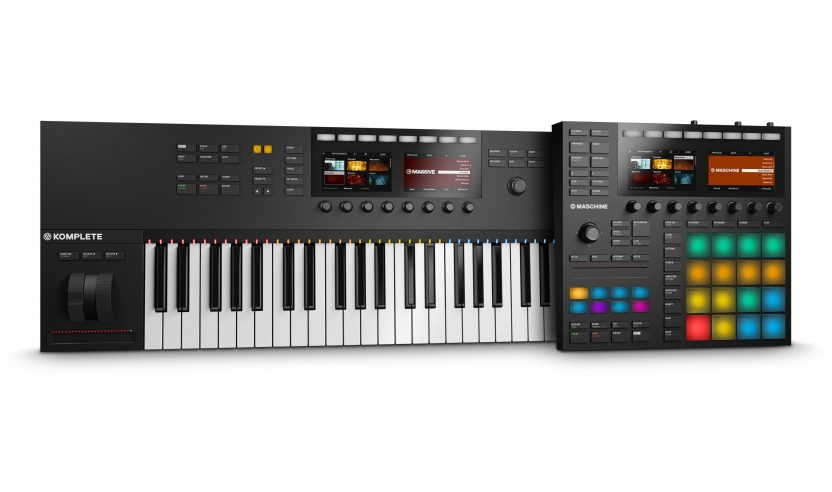 Neu: Native Instruments Maschine MK3 und Komplete KONTROL MK2