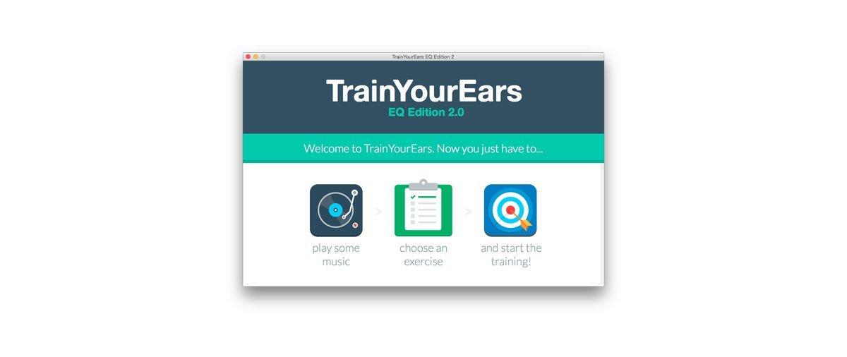 TrainYourEars – Gehörtraining-Software