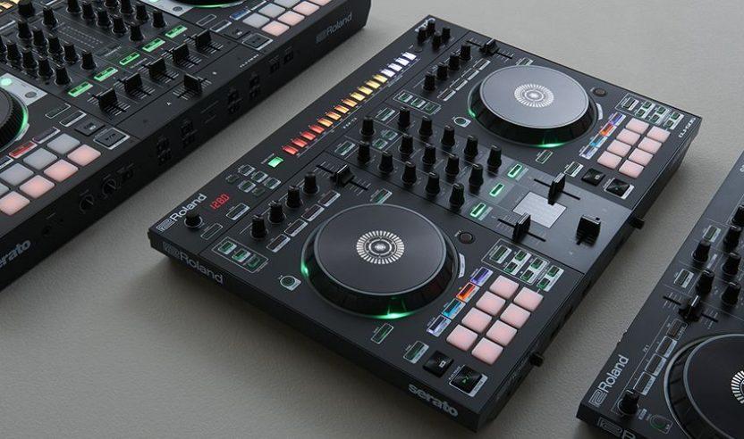 Neu: Roland DJ-505 & DJ-202 - Serato Controller