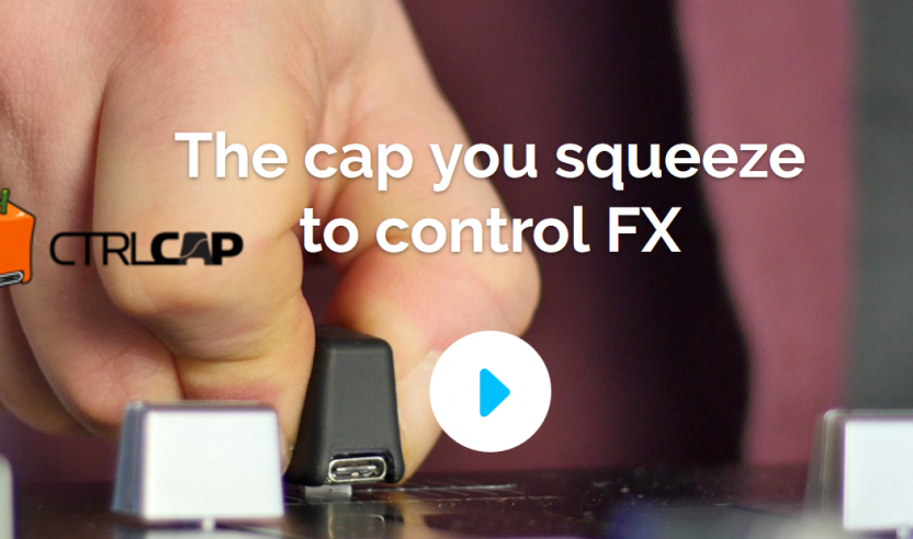 Ctrl Cap – der Midi-Controller in der Crossfaderkappe