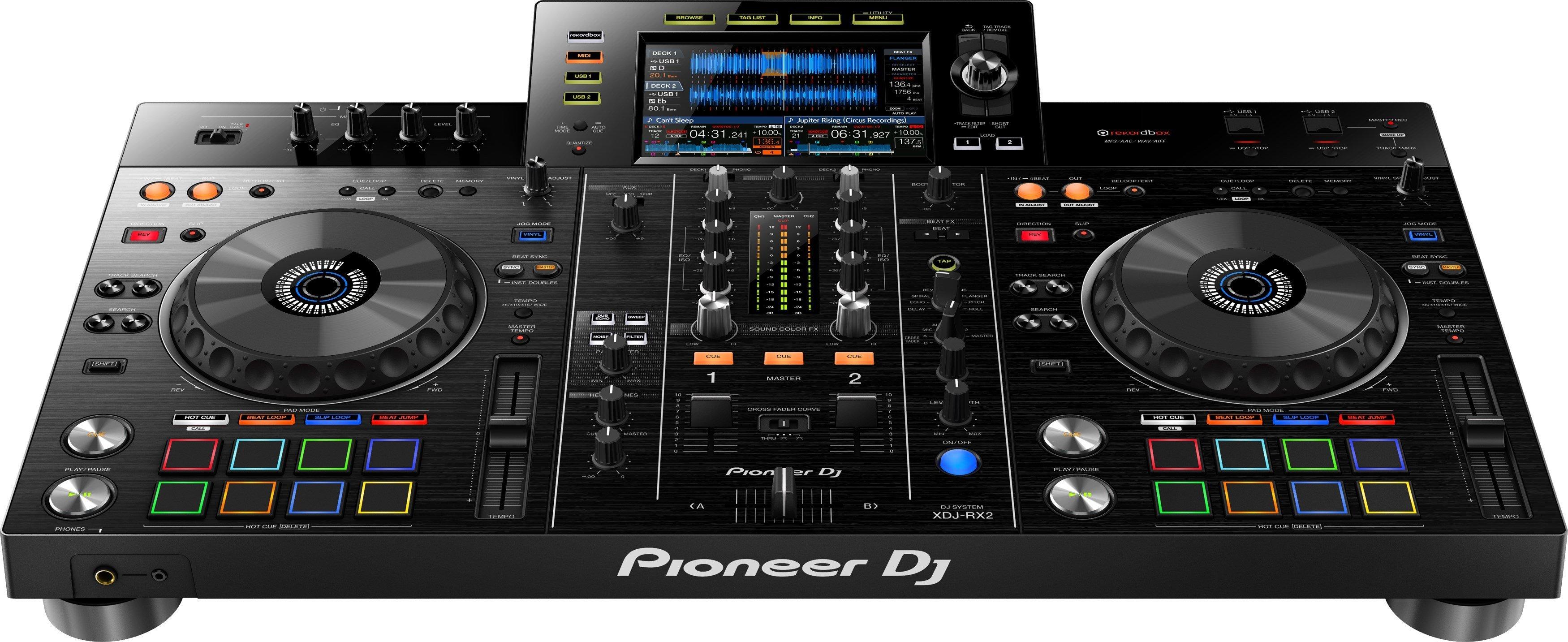 Neu: Pioneer XDJ-RX2
