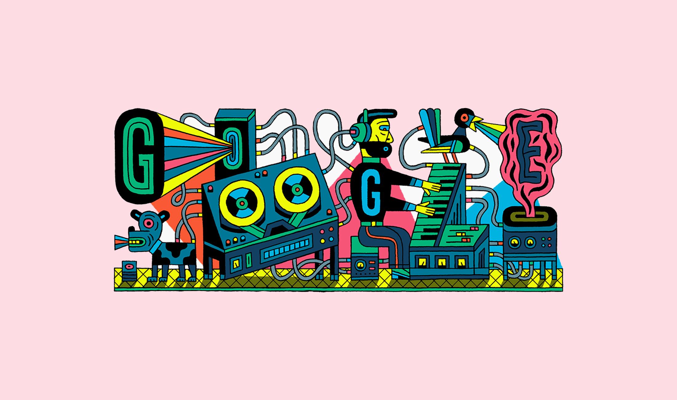 Google fühlt den Beat
