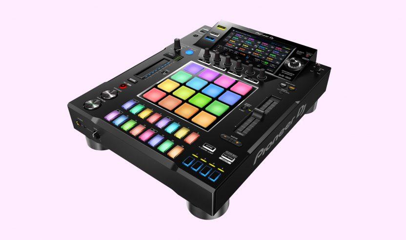 Neu: Pioneer DJS-1000 DJ-Sampler